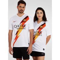 Camisa Nike Roma Ii 2019/20 Torcedor Pro Unissex