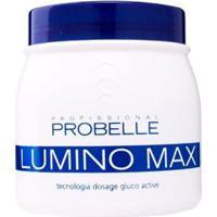 Máscara Reconstrutora 500G Lumino Max - Probelle - Feminino-Incolor