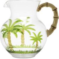 Jarra Decorativa De Acrílico Palm Tree 3L