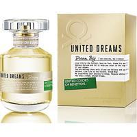 Perfume Benetton Dream Big Feminino Eau De Toillete