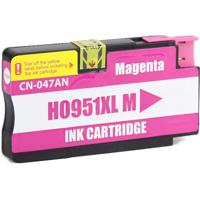 Cartucho Para Hp 951Xl | 8600 Alto Rendimento Magenta Compatível