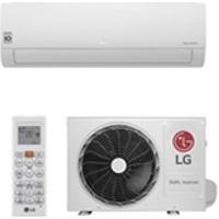 Ar Condicionado Split Hi-Wall Inverter Dual Compact Lg Com 12.000 Btus, Frio, Turbo, Branco - S4-Q12Ja3Ad