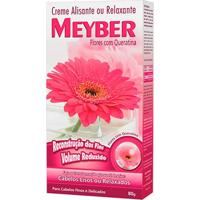 Alisante Meyber Flores Com Queratina 80G