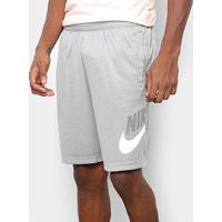 Short Nike Sb Dri-Fit Sunday Masculino - Masculino-Cinza