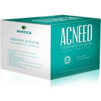 Kit Acneed Tratamento Anti Acne Avenca Sabonete+Máscara 2X10G (Caixa Com 25 Kits)