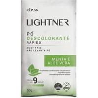 Pó Descolorante Class Lightner Menta E Aloe Vera 50G Cless
