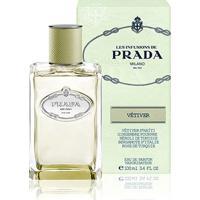Perfume Feminino Les Infusions Vetiver Prada Eau De Parfum 100Ml - Feminino-Incolor