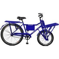 Bicicleta Master Bike Aro 26 Super Cargo Freio Manual A-36 - Unissex