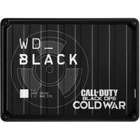 Hd Externo Portátil Wd P10 Game Drive Call Of Duty Special Edition, 2Tb, Usb 3.2, Preto - Wdbazc0020Bbk-Wesn