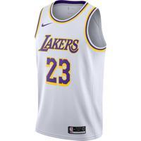 Regata Nike Los Angeles Lakers Association Edition Swingman Masculina