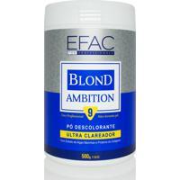 Pó Descolorante Efac For Professionals Blond Ambition
