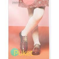 Meia Calça Fio 20 Denier Infantil Rosa - Puket - 4