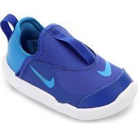 Tênis Infantil Nike Lil' Swoosh Masculino - Masculino-Azul Royal
