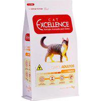 Ração Para Gatos Adultos Cat Excellence Sabor Frango 1Kg