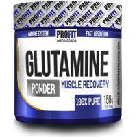 Glutamina Powder Profit - 150G - Unissex