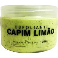 Esfoliante Capim Limão Pele Corpo E Rosto 330G Labotrat