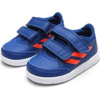 Tênis Adidas Menino Altarun Cf I Azul