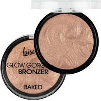 Blush Bronze Baked B Luisance Glow Gorgeous Bronzeador Perfeito - Feminino-Incolor