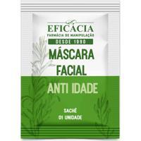 Máscara Facial Anti-Idade - Sachê 01 Unidade