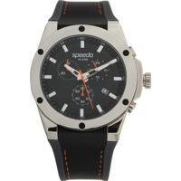 Relógio Speedo 81125G0Evnu2 Cinza/Preto