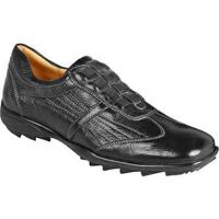 Sapato Casual Masculino Conforto Sandro Moscoloni Soho Preto Black