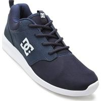 Tênis Dc Shoes Mid Adys Masculino - Masculino-Marinho