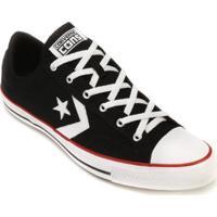 Tênis Converse All Star Co01760003 - Masculino-Preto+Vermelho