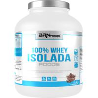 100% Whey Isolada Foods 2Kg Chocolate – Brnfoods