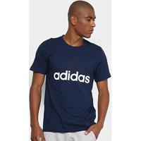 Camiseta Adidas Mc Ess Linear Masculina - Masculino