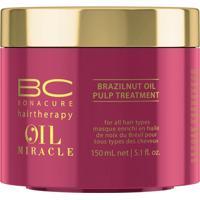 Schwarzkopf Bc Oil Miracle Brazilnut- Máscara De Tratamento 150Ml - Unissex