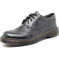 Sapato Oxford Estilo Veggie Rolly Preto