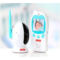 Baba Eletronica Com Camera Digital Sistema Vox Tecnologia Fhss E Alcance De Ate 250M Bb300 - Fisher Price