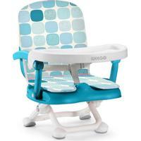 Cadeira De Alimentação Portátil Up Seat Azul Weego 4047