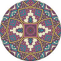 Tapete Love Decor Redondo Wevans Mandala 84Cm