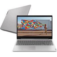 Notebook Lenovo Ultrafino Ideapad S145 Intel Core I7-8565U , 8Gb, 1Tb, Nvidia Geforce Mx110, Windows 10, 15.6´, Prata - 81S90003Br