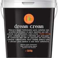 Lola Cosmetics Dream Cream - Máscara Capilar 3Kg - Unissex-Incolor