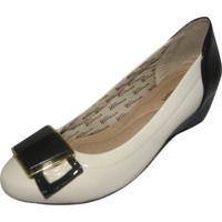 Sapato Shasperini Anabela Branco