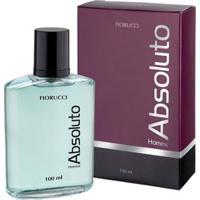 Absoluto Fiorucci Perfume Masculino Deo Colônia 100Ml - Masculino-Incolor