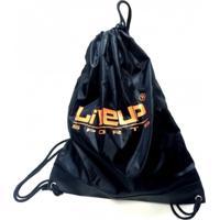 Bolsa Tipo Sacola Liveup Ls3710-O Preto