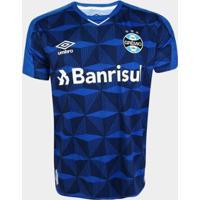 Camisa Grêmio Iii 19/20 S/N° - Torcedor Umbro Masculina - Masculino