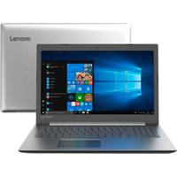 "Notebook Lenovo Ideapad 330 Tela De 15.6"" Intel Core I3 4Gb 1Tb Prata"