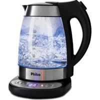 Chaleira Elétrica Philco Pchd 1,7L Digital Glass 127V