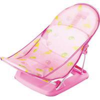Banheira Flexível- Pink- 36X50X30Cm- Ibimbooibimboo