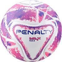 f157e6e41e408 Netshoes  Bola Futsal Penalty Max 50 Ix - Unissex