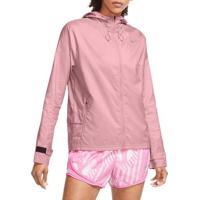 Jaqueta Corta Vento Feminina Nike Essential Rosa - P