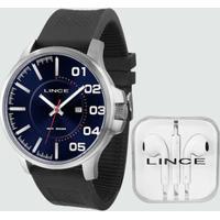 Kit Relógio Masculino Lince Mrph033S Kd2Px