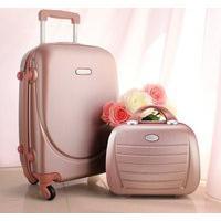 Conjunto Mala E Frasqueira De Viajem Select Rose Jacki Design