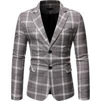 Blazer London Style - Xadrez