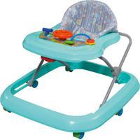 Andador Toy Verde-Água Tutti Baby