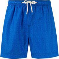 Peninsula Swimwear Short De Natação Il Toro M2 - Azul